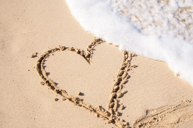 beach-drawing-foam-697740